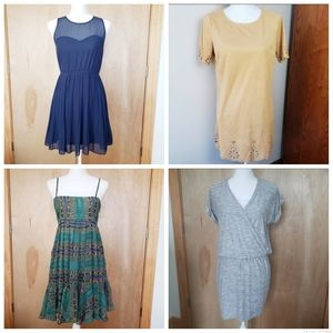 UO Lou & Grey Nordstrom Dress Lot, Size Small